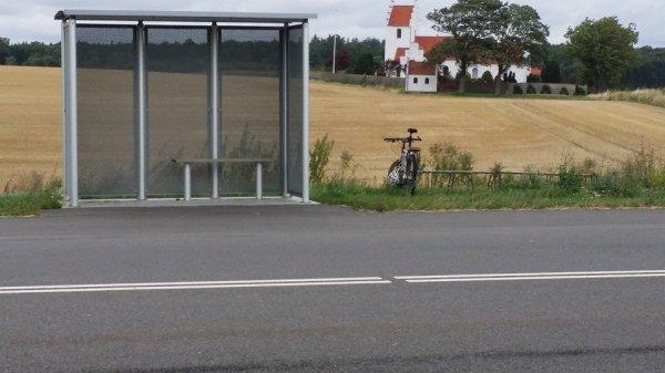 Périple vélo Scandinavie, photos auxquelles vous avez failli échapper