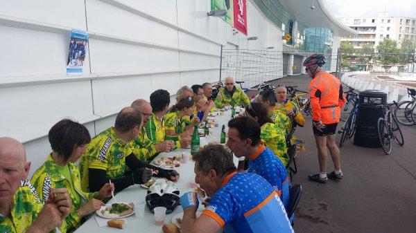 Rallye du Club Cycliste Toques Blanches 10 mai 2015