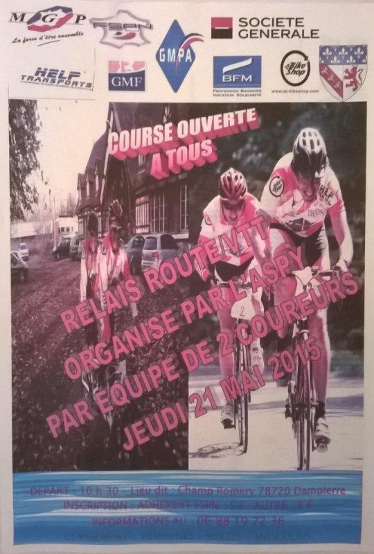 Relais POLICE Route/VTT