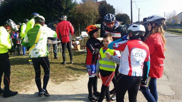 Rallye d'Ozoir la Ferrière 13 mars 2016