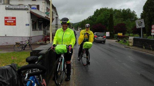 La route de Strasbourg