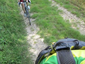 Randonnée permanante le Tour de l'essonne à vélo label 209