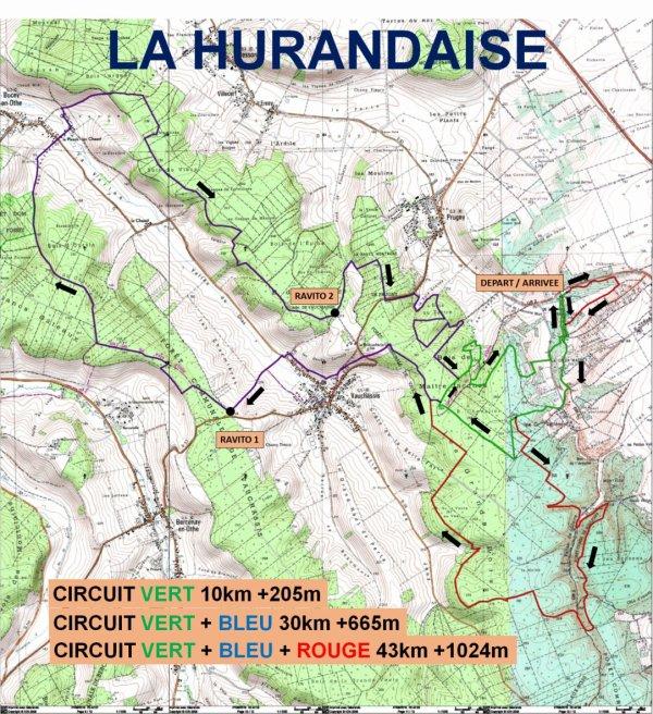 La HURANDAISE à Laines aux Bois (dpt 10) le 10.07.2016