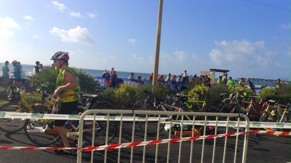 Triathlon La Baule Audencia 25 septmebre 2016