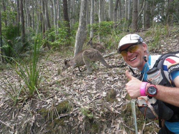 L'Australie sur un ARWS pour 2 Brévannais