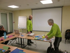 Stage cartographie CODEP 94 Le 18.03.2017