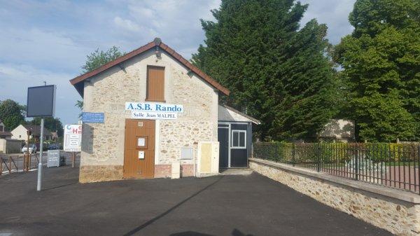 "A.S.B. Rando "" de Boissy le Châtel"