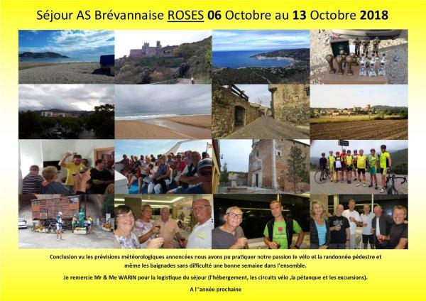 ROSAS - OCTOBRE 2018.