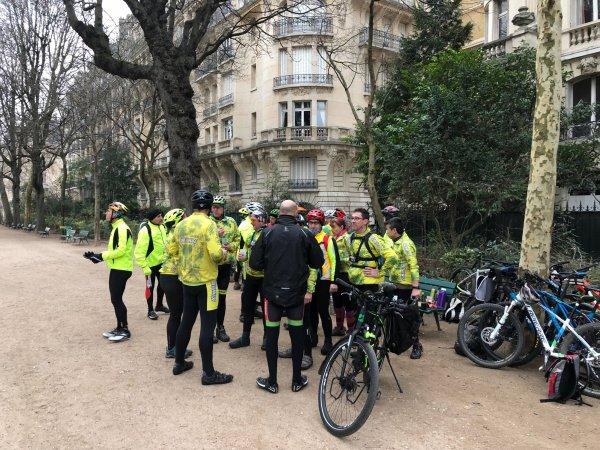 RANDONNÉE VTT PARISIENNE - 2019.