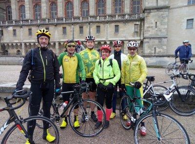 RANDO-CYCLO PARIS/NICE - 2019.