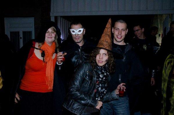 *oOo Cortége d'Halloween a Houtaain oOo *