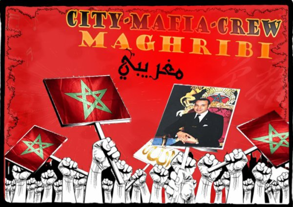 city-mafia-crew magharba 2011