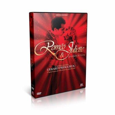 DVD Roméo et Juliette est sortie se lundi 7 février 2011 dans les magazin !!! Voici une tres bonne idée de cadeau pour votre compagne rien de telle pour prouver sont amour !!!!