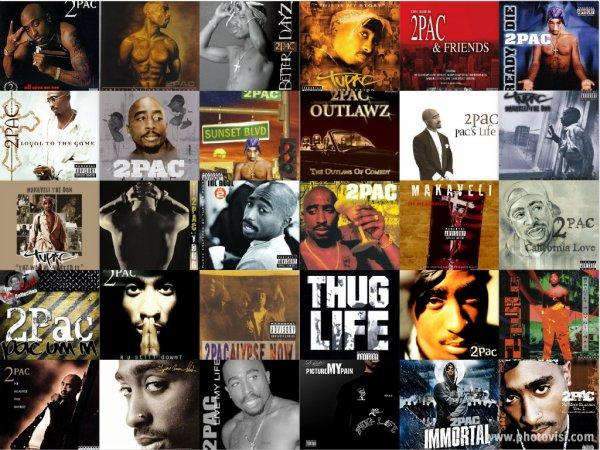•                                             Tupac Amaru Shakur A.k.a. 2Pac                                                                                                              •
