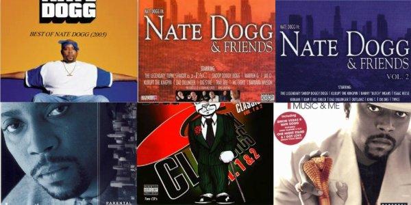 •                                            Nathaniel Dwayne Hale a.k.a. Nate Dogg                                                                                                               •