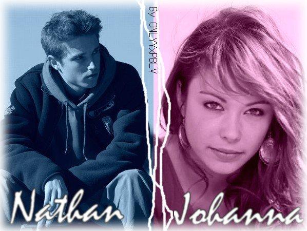 NATHAN (20) VS JOHANNA (43)