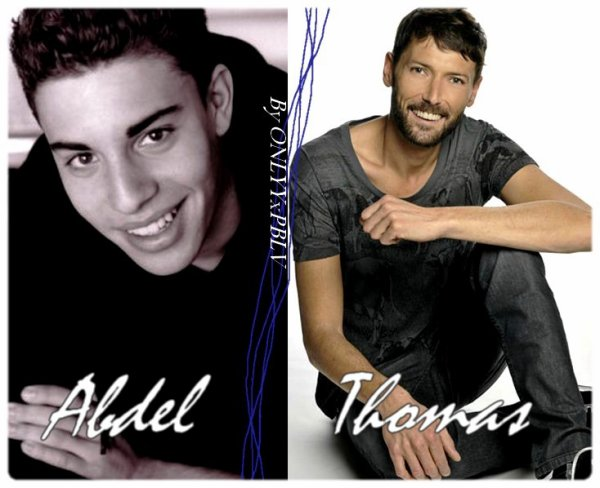 ABDEL(22)  VS  THOMAS (16)