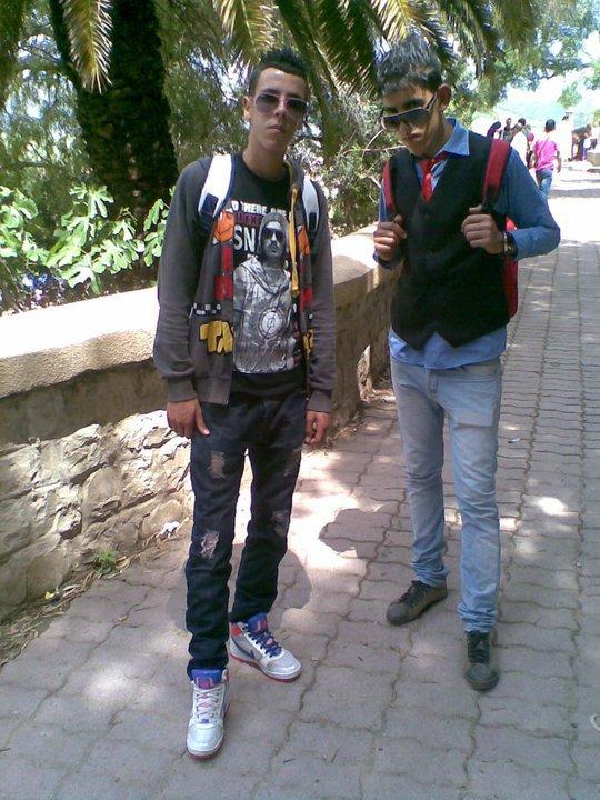 Moi et Slimon