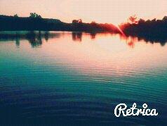 mon lac !