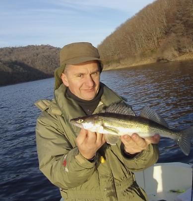 Une après-midi de pêche.