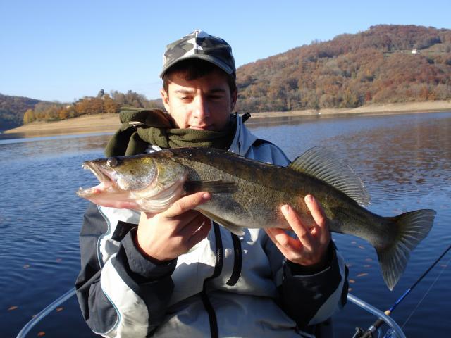 La pêche pour passion !