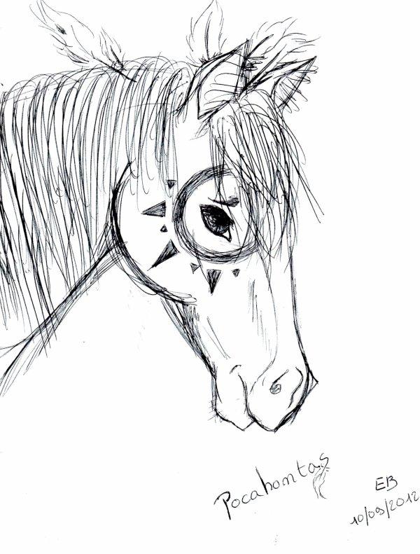 "Bien connu Articles de 94Damon taggés ""dessin cheval"" - Isia & Uri : Blog de  WG53"