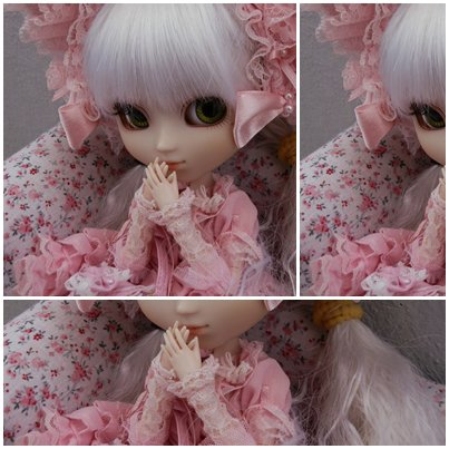 Hana, ma première pullip
