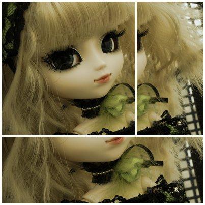 Scarlett-Swan, ma quatrième pullip