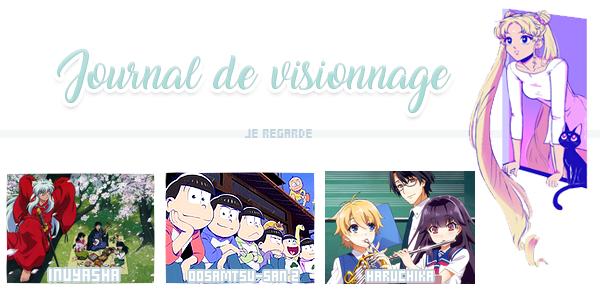 Journal de visionnage.