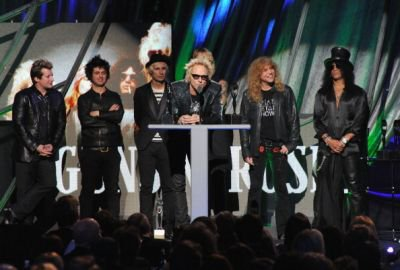 27th Annual Rock and Roll Hall of Fame Induction Ceremony - Cleveland