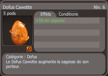Goultaminator / Guilde / Cawotte