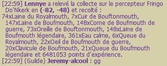 Exo/Dofus turquoise +20