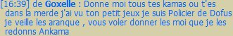 Kralamour Geant. RIP