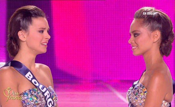 Miss France 2013 est et resta .. Miss Bourgogne =)
