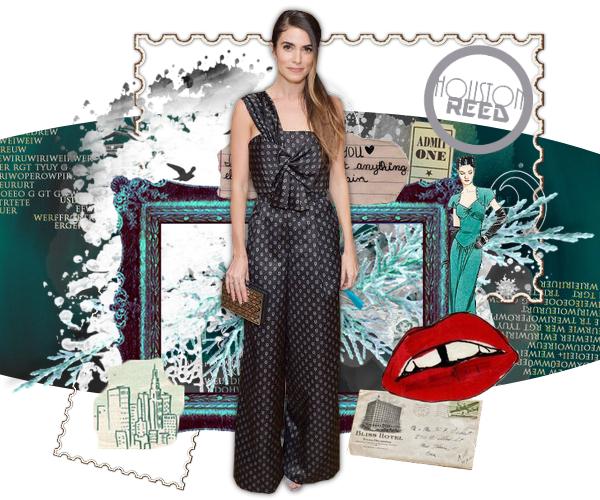 Ce 18 Février, Nikki s'est rendue à la cérémonie des prix de Costume Designers Guild organisée par Harper's Bazaar. Comme toujours, elle était resplendissante !