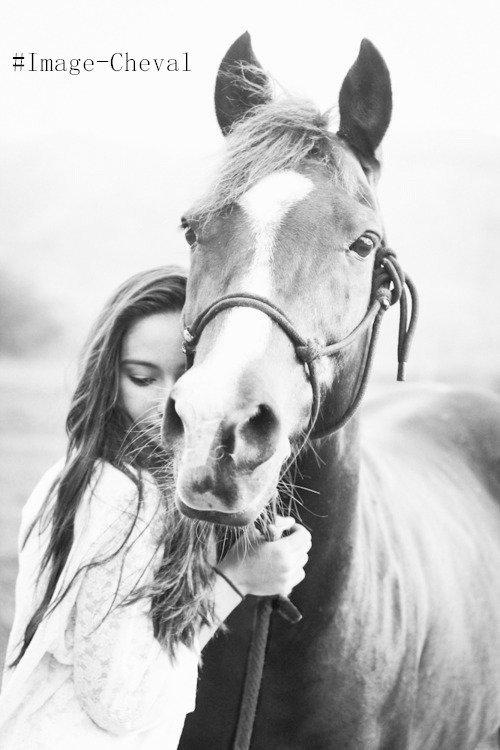 """Ω """" Tout le bonheur du monde est sur le dos d'un cheval ... ღ """""""