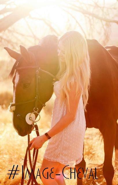 """Ω """" Pour parler à un cheval, il n'y a pas besoin de mots. ღ """""""