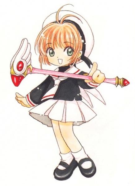 Chibi sakura trop kawaii *^*
