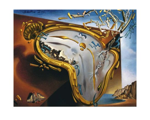 Vivre chaque minute, chaque seconde que la vie nous offre...