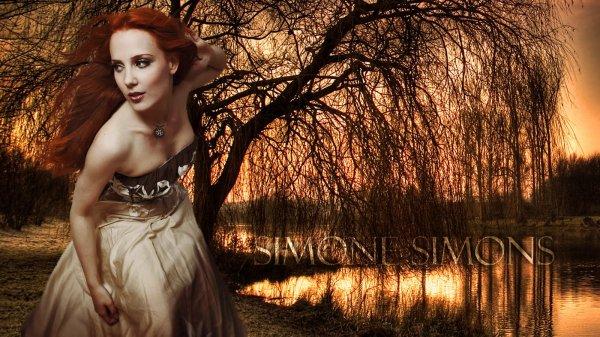 Simone Simons.