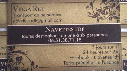 RATP, SNCF, PROVINS, NAVETTES, IDF
