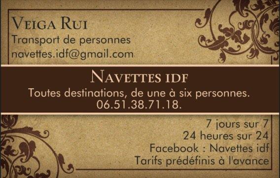 Hopital Leon Binet Provins - Navettes idf - Transport de personnes