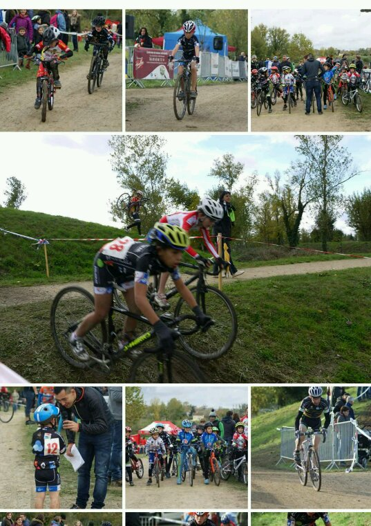 Cyclo cross de Montauban Les abattoirs