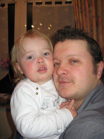 samuel et son papa