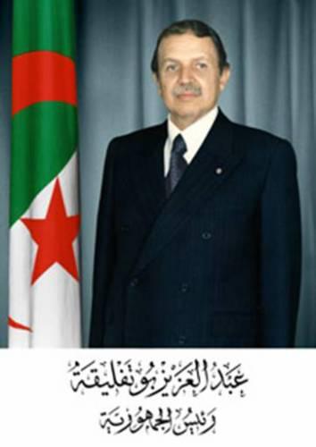 Bouteflika Et La Présidence De La République Algérienne