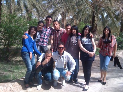 une excurtion a biskra