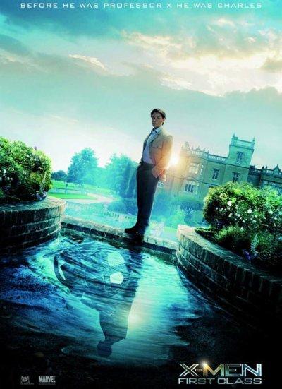 X-Men: Le commencement. (2011)