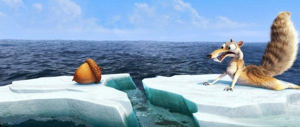 L'âge de glace: La dérive des continents (2012)
