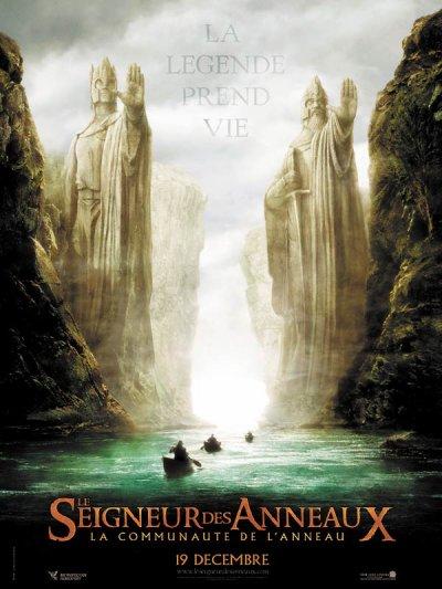 Le seigneur des anneaux: La communauté de l'anneau. (2001)