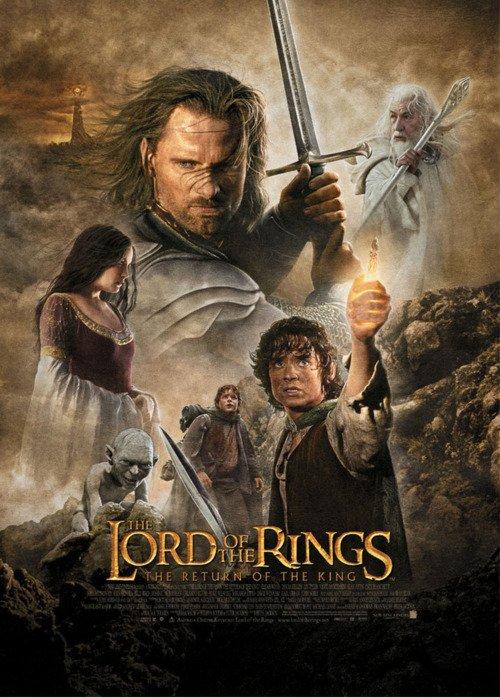 Les Seigneurs des Anneaux: Le retour du roi VL (2003)